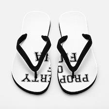 Property of FIONA Flip Flops