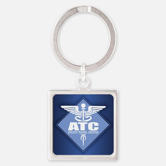 Athletic Trainer Certified Keychains