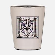 Monogram-MacDonald of Clanranald Shot Glass