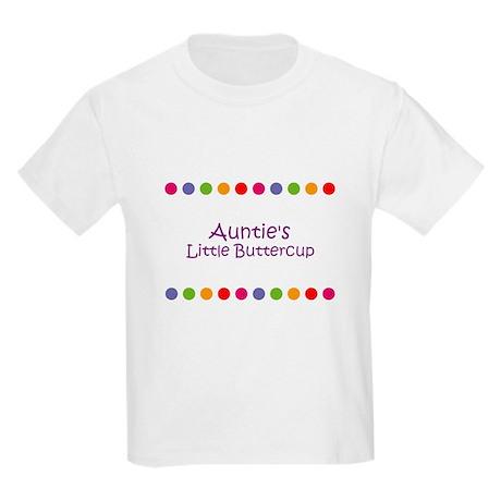 Auntie's Little Buttercup Kids Light T-Shirt