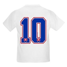 SK Slovakia Slovensko Hockey10 T-Shirt