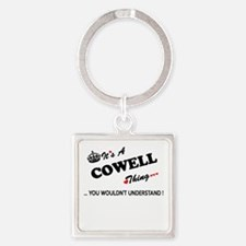 COWELL thing, you wouldn't understand Keychains