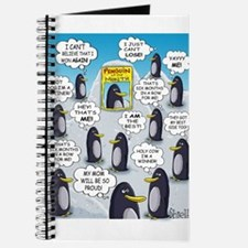 Penguin of the Month Journal