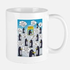 Penguin of the Month Mugs