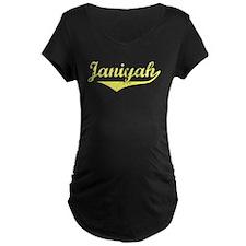Janiyah Vintage (Gold) T-Shirt