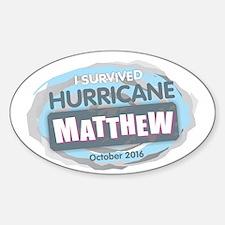 Hurricane Matthew Decal