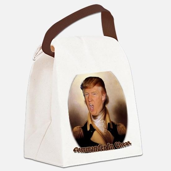 Unique Gop Canvas Lunch Bag
