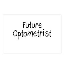 Future Optometrist Postcards (Package of 8)