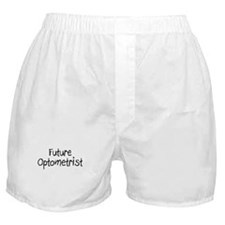 Future Optometrist Boxer Shorts