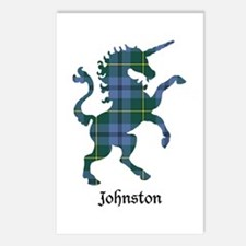 Unicorn - Johnston Postcards (Package of 8)