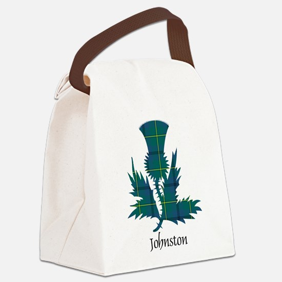 Thistle - Johnston Canvas Lunch Bag