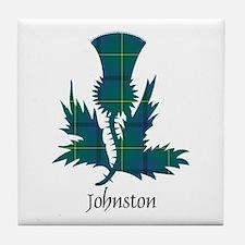 Thistle - Johnston Tile Coaster