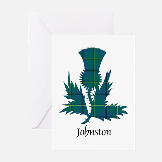Thistle - Johnston Greeting Cards (Pk of 20)