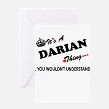DARIAN thing, you wouldn't understa Greeting Cards