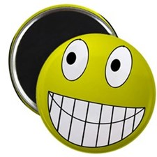 Smile! Magnet