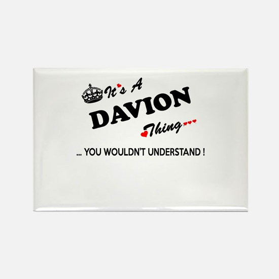 DAVION thing, you wouldn't understand Magnets