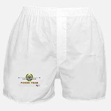 University of Las Vegas Poker Boxer Shorts