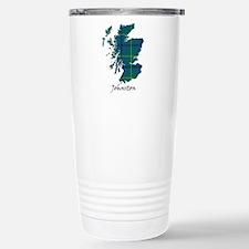 Map - Johnston Travel Mug
