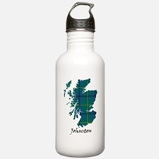 Map - Johnston Sports Water Bottle