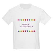 Auntie's Little Butterfly T-Shirt