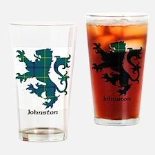 Lion - Johnston Drinking Glass