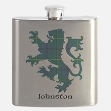 Lion - Johnston Flask
