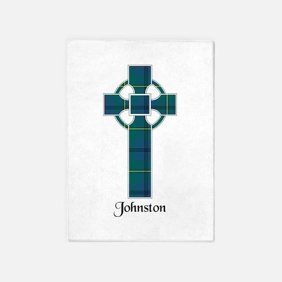 Cross - Johnston 5'x7'Area Rug