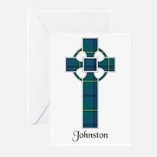 Cross - Johnston Greeting Cards (Pk of 10)