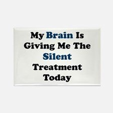 Silent Brain Magnets