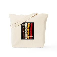 Lei Hulu Tote Bag