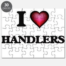 I love Handlers Puzzle