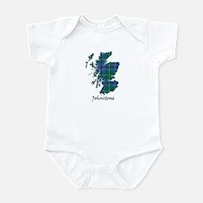 Map - Johnstone Infant Bodysuit