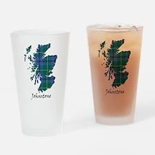 Map - Johnstone Drinking Glass