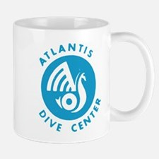Atlantis Dive Center Mugs