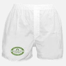 Organically Grown Boxer Shorts