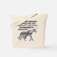 Unicorns Support Borderline Personality D Tote Bag