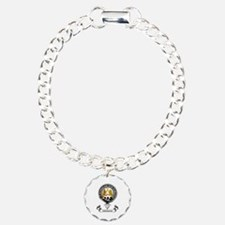 Badge - Johnstone Charm Bracelet, One Charm