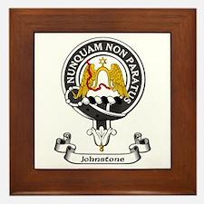 Badge - Johnstone Framed Tile