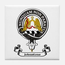Badge - Johnstone Tile Coaster