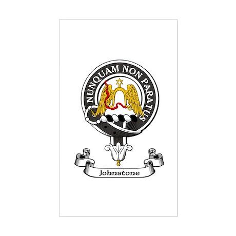 Badge - Johnstone Sticker (Rectangle)