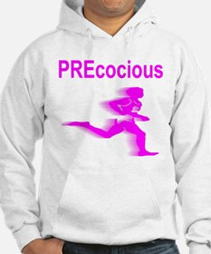 PREcocious Products for Girls Hoodie