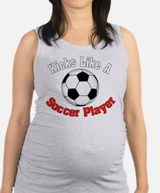 Soccer Player1A Tank Top
