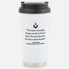 Cute Palmer Travel Mug