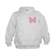 Kids Butterfly Hoodie