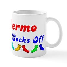 Guillermo Rocks Socks (B) Mug