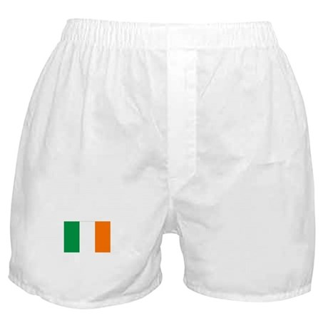 Irish Flag Boxer Shorts