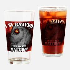 Matthew Drinking Glass