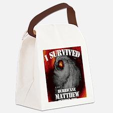 Cool Matthew Canvas Lunch Bag