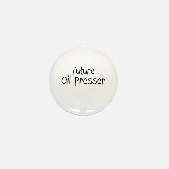 Future Oil Presser Mini Button