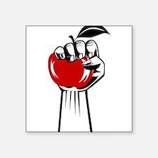 Revolution Apple Sticker
